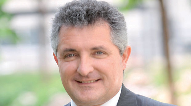 Yanick Philippon, directeur des assurances collectives de Generali France
