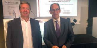 Thomas Saunier et Jean-Laurent Granier
