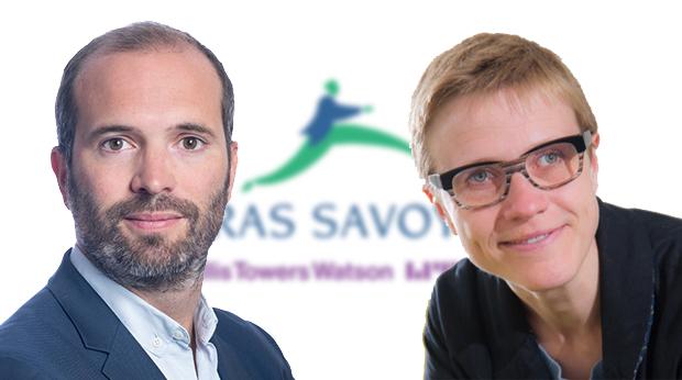 Odile Delmas et Benjamin Buttier rejoignent gras savoye