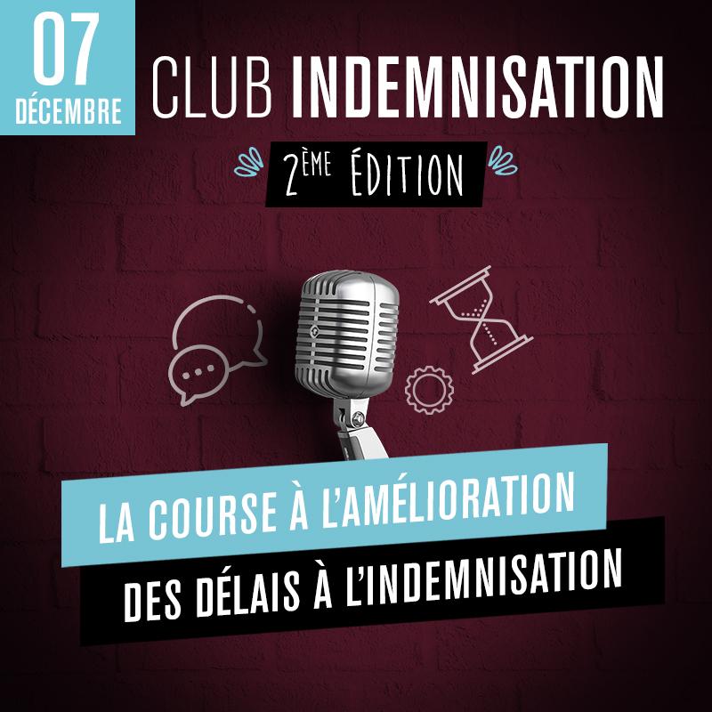 Club Indemnisation - 2ème édition