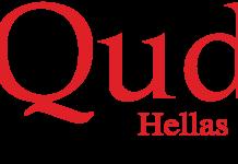 Le logo de Qudos