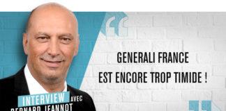 Bernard Jeannot, president de Triangl'