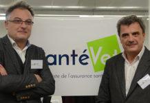 Hugues et Jerome Salord, les fondateurs de SanteVet