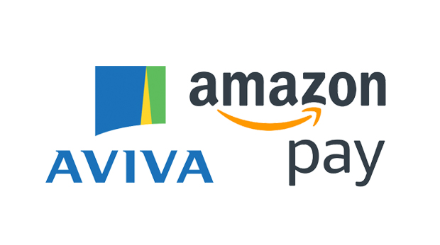 Aviva France propose Amazon Pay