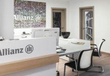 Une agence Allianz en allemagne