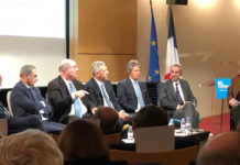 Les assureurs presents a la conference internationale de la FFA
