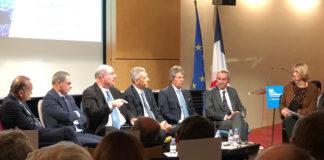 Les assureurs presents a la conference internationale de la FFA