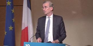 Le gouverneur de la banque de France a la FFA
