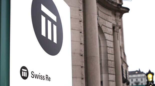le siege de Swiss Re