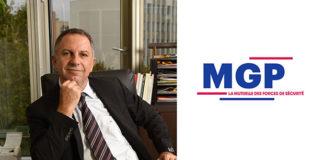 Benoît Briatte, président de MGP