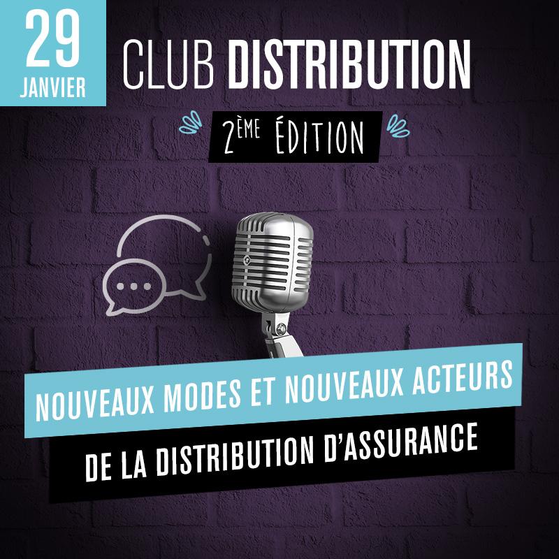 Club Distribution - 2ème édition