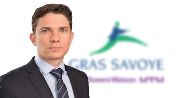 Benjamin Bouffard évolue chez Gras Savoye