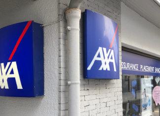 Une agence Axa