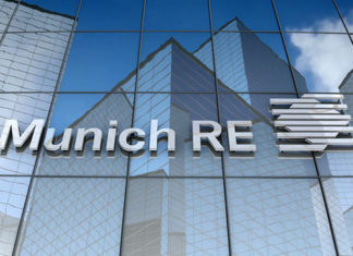 Le logo de Munich Re