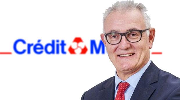 Daniel Baal, directeur général de Crédit Mutuel Alliance Fédérale