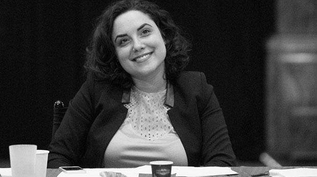 Pauline Raufaste, présidente de LMDE