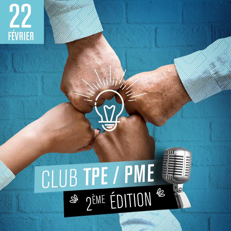Club TPE/PME - 2ème édition