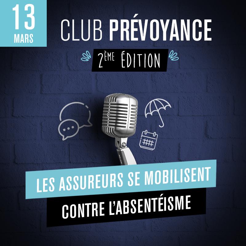 Club prévoyance - 2ème édition