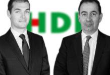 deux nouvelles arrivees chez HDI Global SE