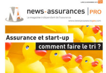 Magazine news assurances pro - assurance et start-up