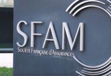Le logo de Sfam