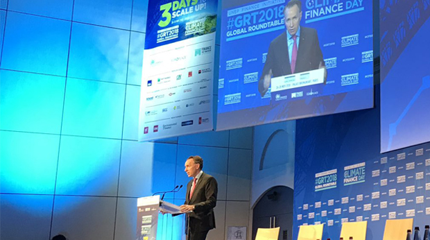 Thomas Buberl au Climate Finance Day