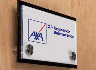 Le logo d'Axa XL
