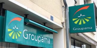 Une agence Groupama