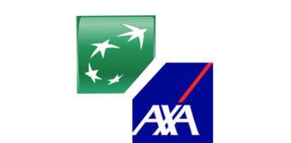 BNP Paribas et Axa
