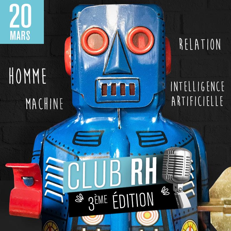 Club Ressources Humaines - 3ème édition