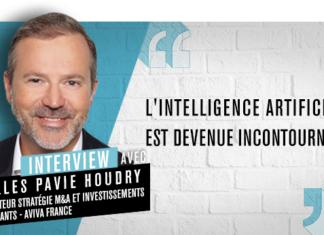 GIlles Pavie Houdry de Aviva France