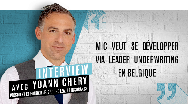 Interview de Yoann Chery