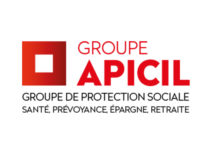 Le logo du groupe Apicil