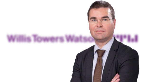 Guillaume Deschamps évolue chez Willis Towers Watson