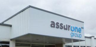 Le siege d'AssurOne