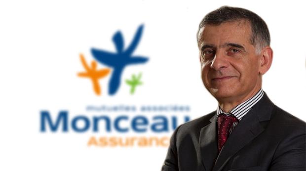 Frederic Channac rejoint Monceau Assurances