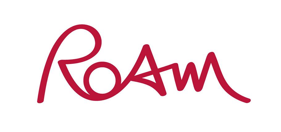Logo de Roam