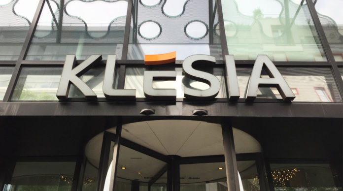 Le siege de Klesia