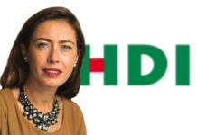 Florence Louppe, directrice generale de HDI Global SE