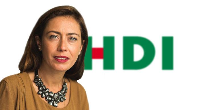 Florence Louppe, directrice generale de HDI Global SE