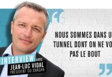 JEan-Luc Vidal, président du Snagan
