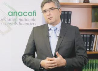 David Charlet, president de l'anacofi