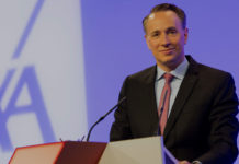 Thomas Buberl, CEO d'Axa