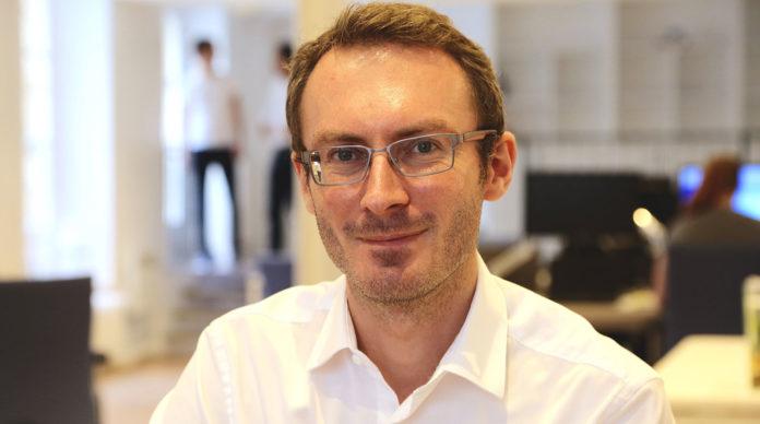 Alexandre Rispal, directeur général de Moonshot-Internet