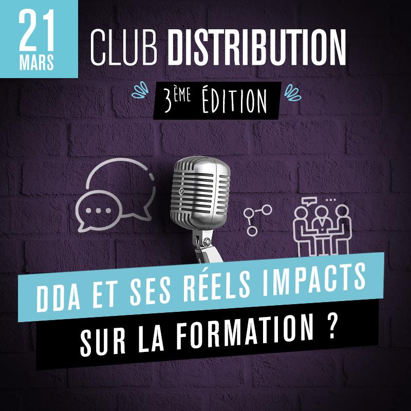Club Distribution - 3ème édition