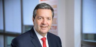Thomas Saunier, directeur général de Malakoff Médéric Humanis