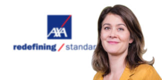 Ulrike Decoene deviunet directrice communication du groupe Axa