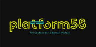 Logo de l'incubateur platform58