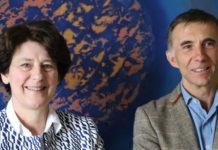 Patricia Lacoste et Eric Dodin