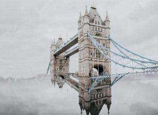 Le Tower Bridge de Londres au Royaume-Uni